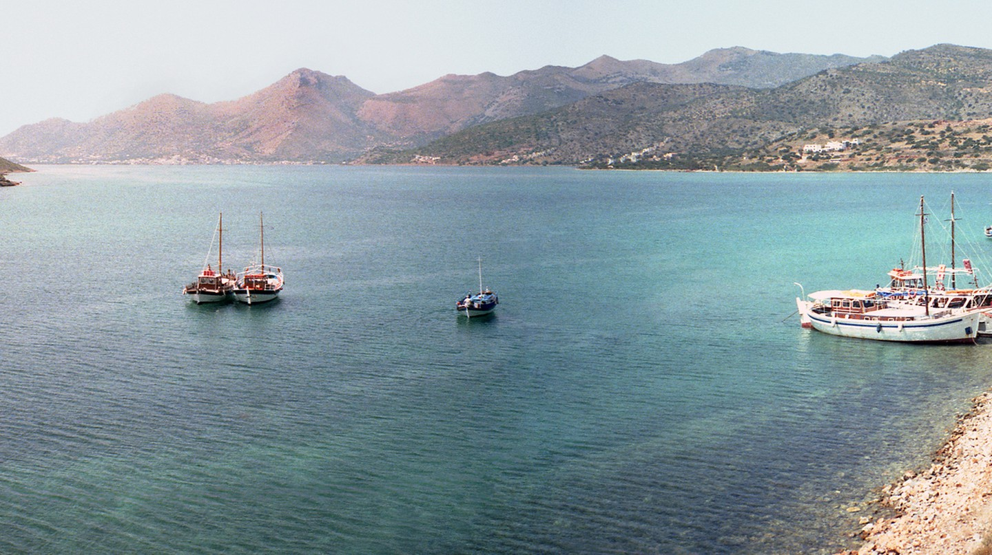 Spinalonga, Crete | ©Robert Linsdell/ Flickr