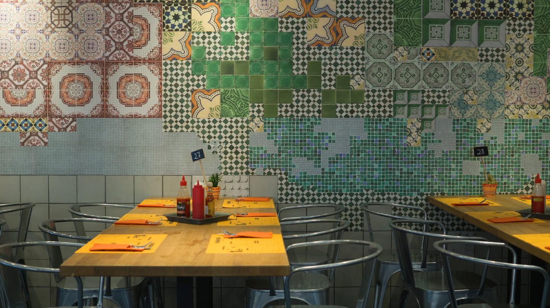 Restaurant Interior/ ©Pixabay