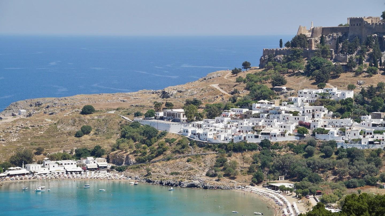 Top 10 Restaurants In Rhodes, Greece