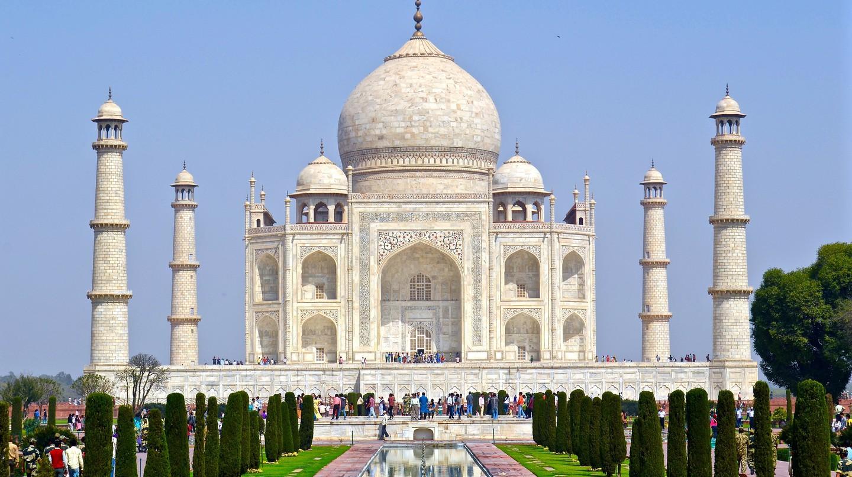 Taj Mahal, India | © Pixabay