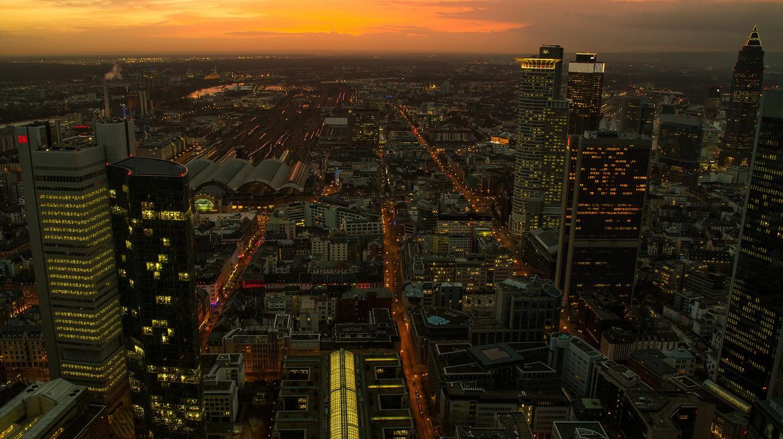 Frankfurt © Pixabay
