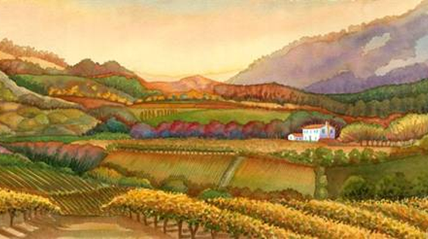 Napa Gold / By Jessel Miller