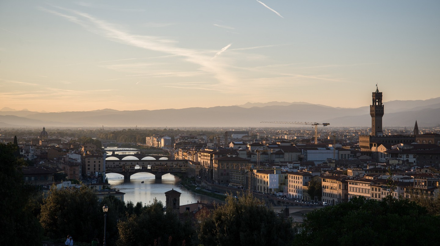 Oltrarno, Florence ©Brendan Campbell
