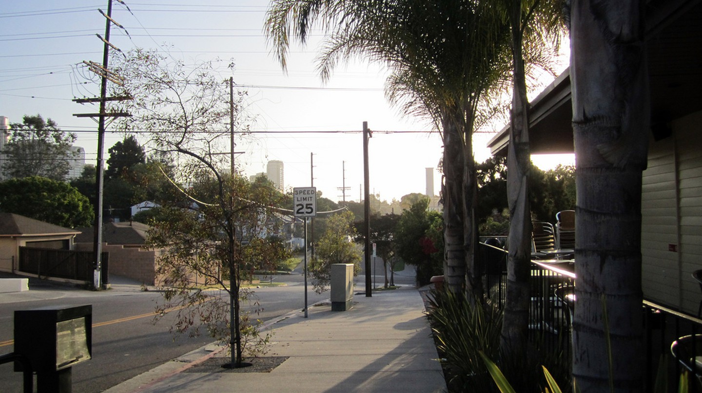 Westwood in the morning | ©Ryan Dickey/Flickr