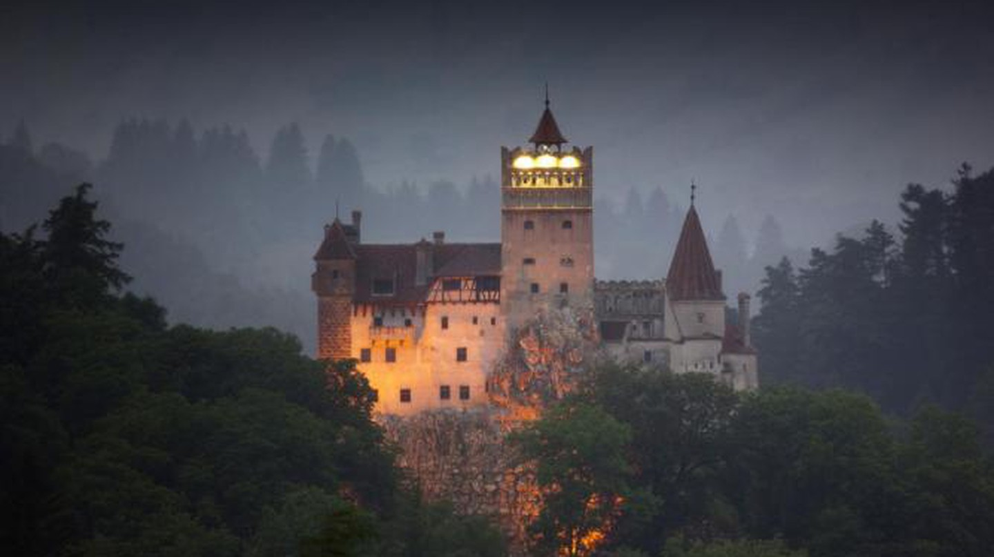 Dracula Castle | Courtesy of Global Heritage Fund
