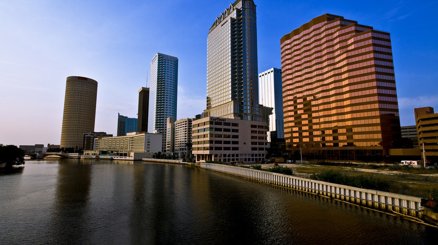 Tampa skyline | © Sonny Sideup/Flickr