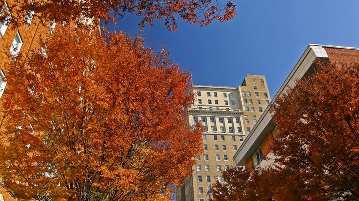 Autumn in downtown Winston-Salem | ©Brian Leon/Flickr