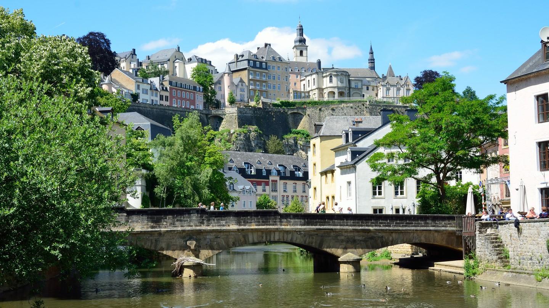 Luxembourg Grund ©Tristan Schmurr