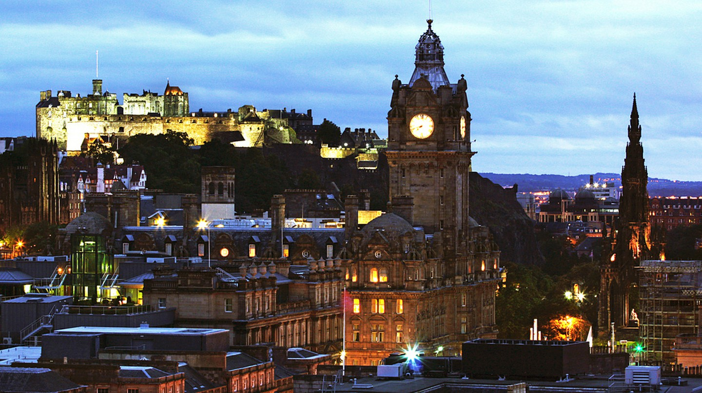 Edinburgh at a glance | ©Dimitry B/Flickr