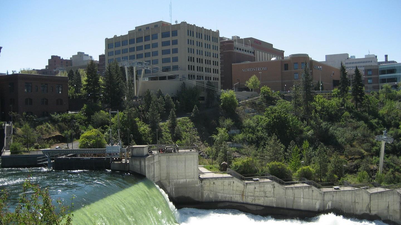 Downtown Spokane Washington | © ClarkProductions2008/Flickr