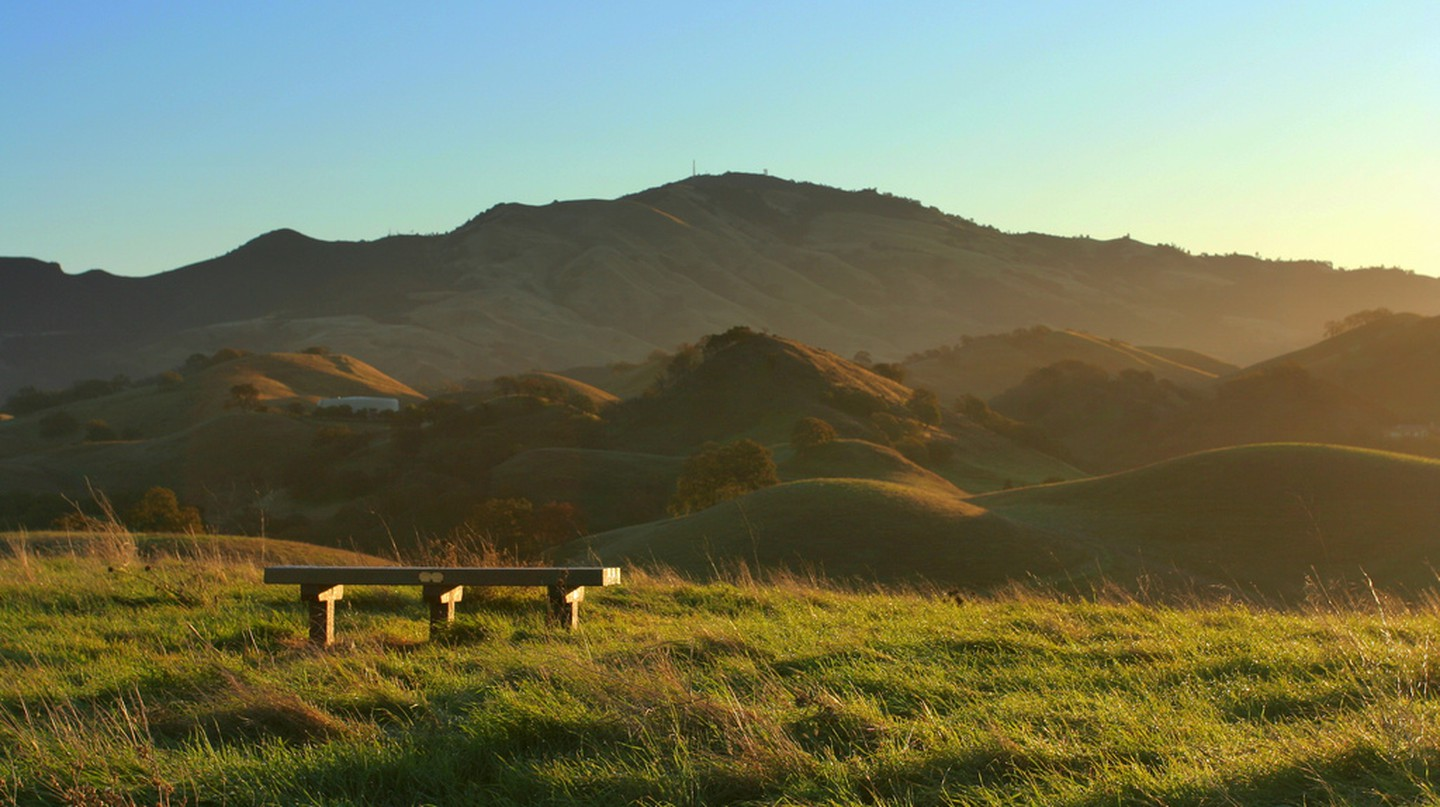 Mt Diablo at Walnut Creek, California | © John Morgan/Flickr