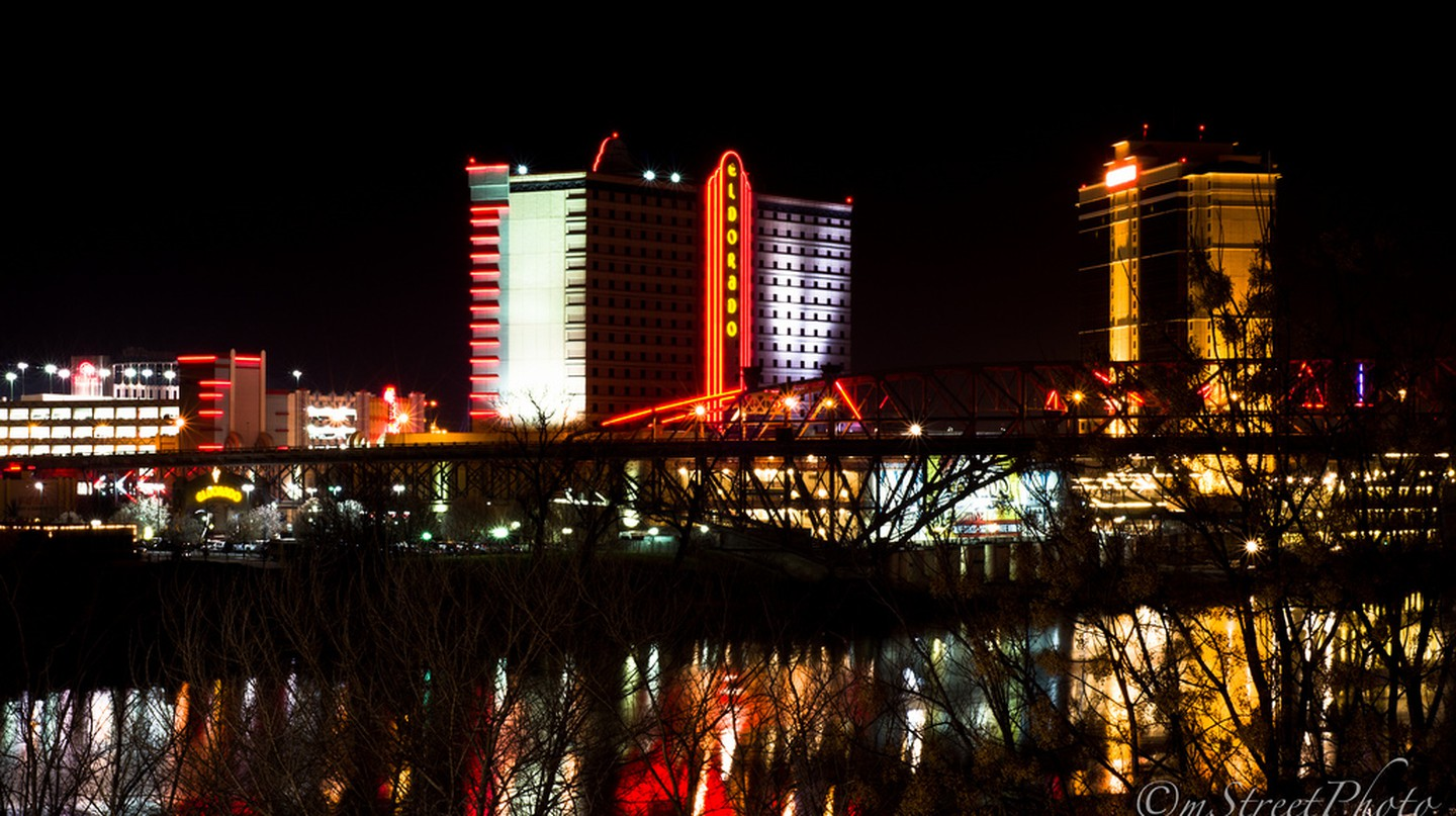 Shreveport Casinos ©John Vance
