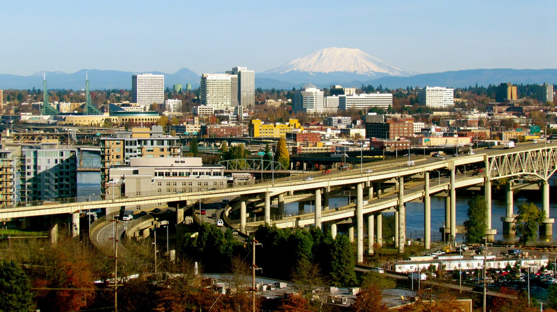 Portland | © Jeff Gunn/Flickr