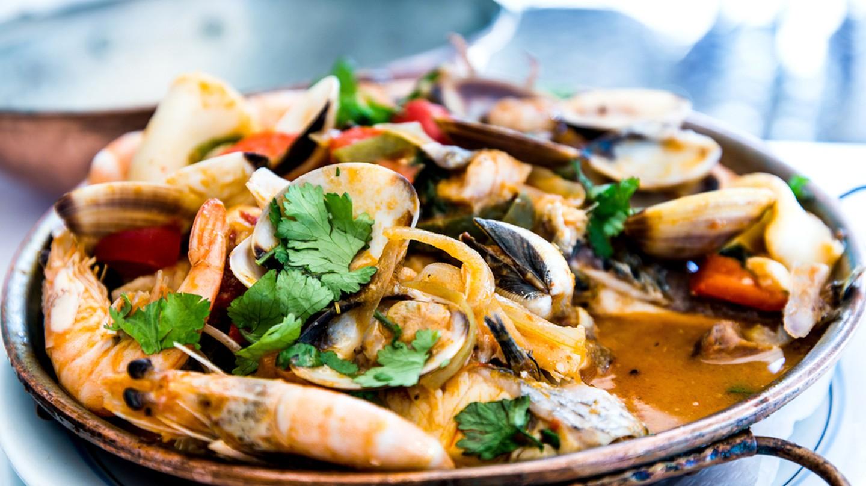 Seafood | © Ilolab/Shutterstock