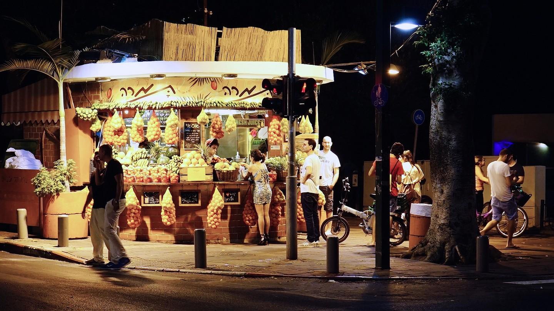 Tel Aviv, Israel ©Ted Eytan