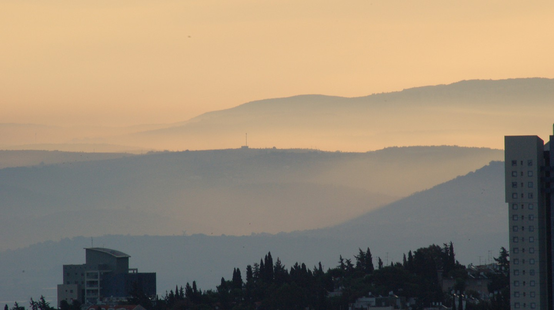 Haifa Israel - Dawn view ©David King