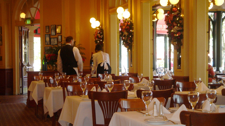 Restaurant ©Laura Henderson