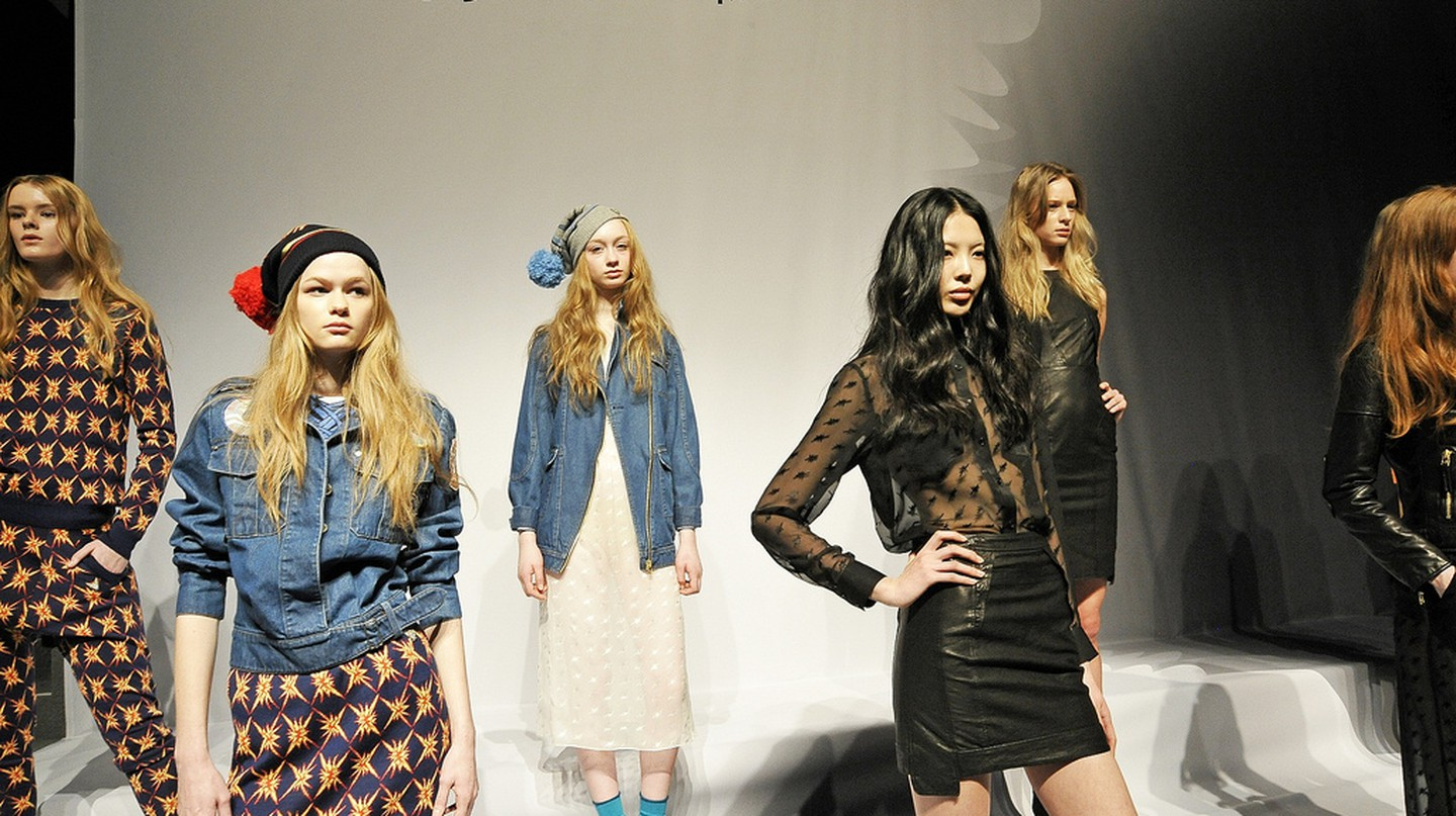 Concept Korea Fall/Winter Fashion Show 2012 | ©Republic of Korea/Flickr