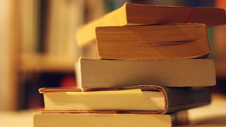 Books | © Ginny/WikiCommons