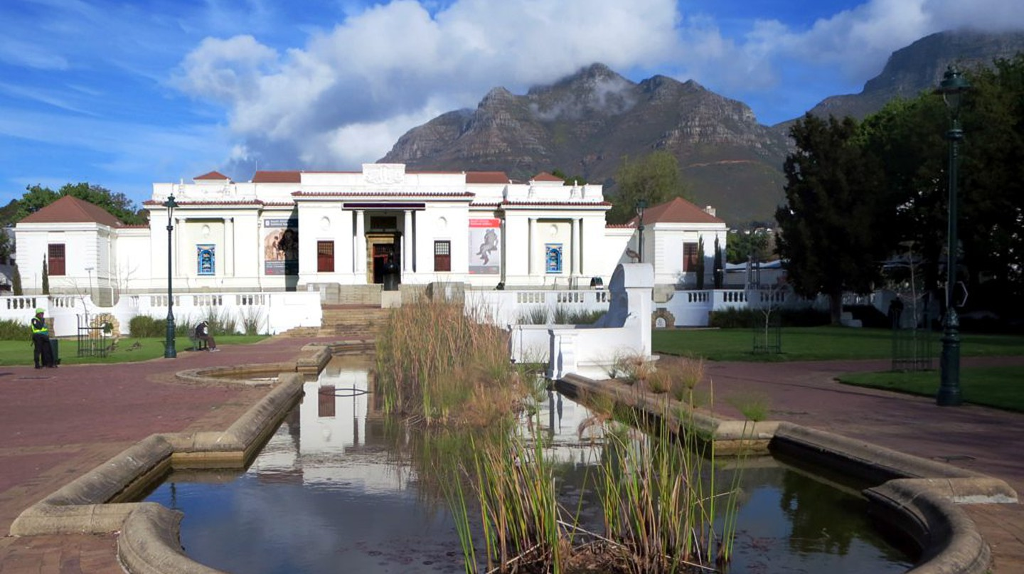 The South African National Gallery | © David Stanley/Flickr