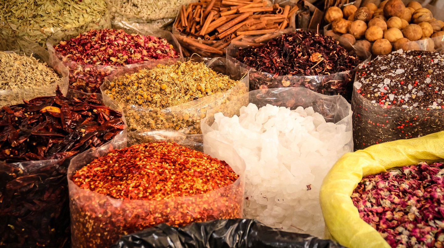 Spices | ©Thomas K/Flickr