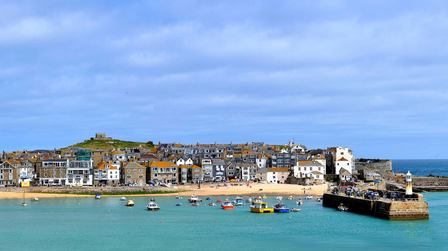 St. Ives Harbour | ©Robert Pittman/Flickr