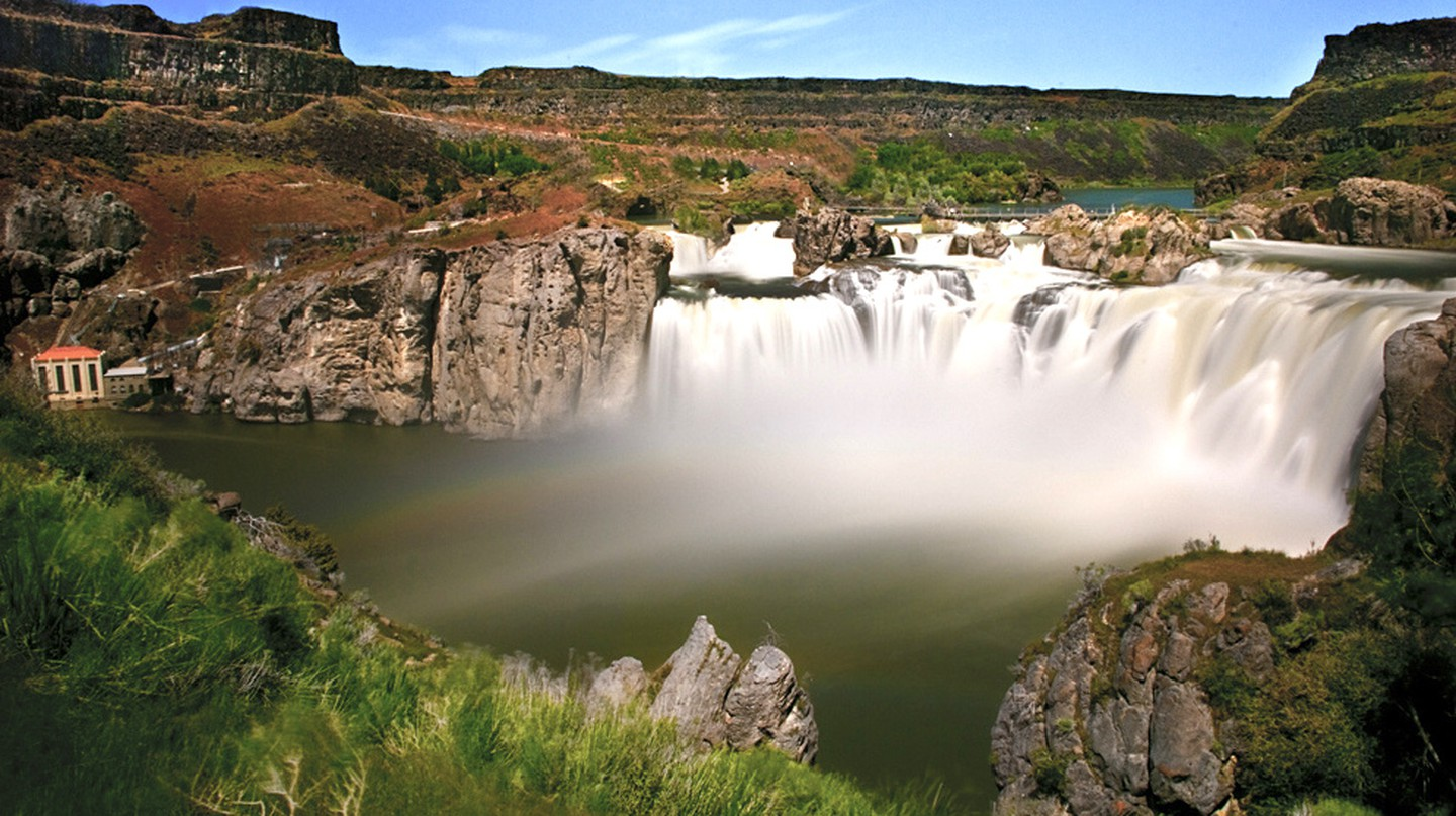Shoshone Falls, Idaho | © Charles Knowles/Flickr