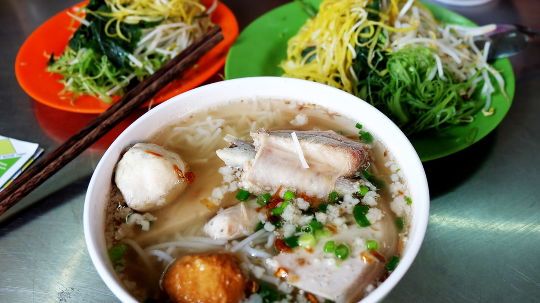 Vietnamese cuisine | ©  Pladao / Shutterstock