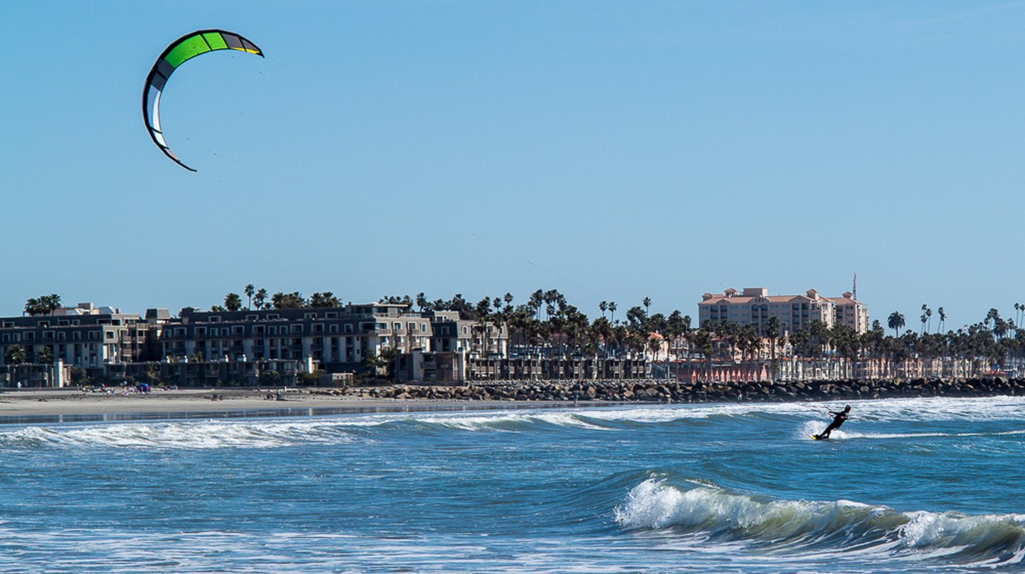 Oceanside Beach |© Tim Buss/Flickr