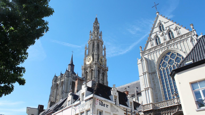 Antwerp © Pixabay
