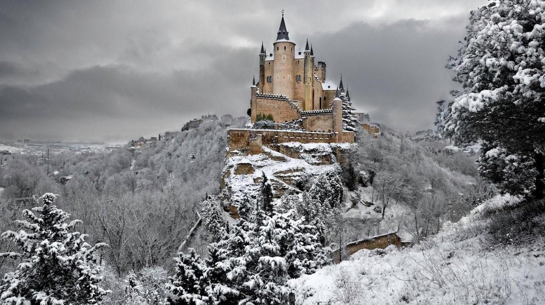 Alcazar Castle, Segovia, Spain | ©WikiCommons
