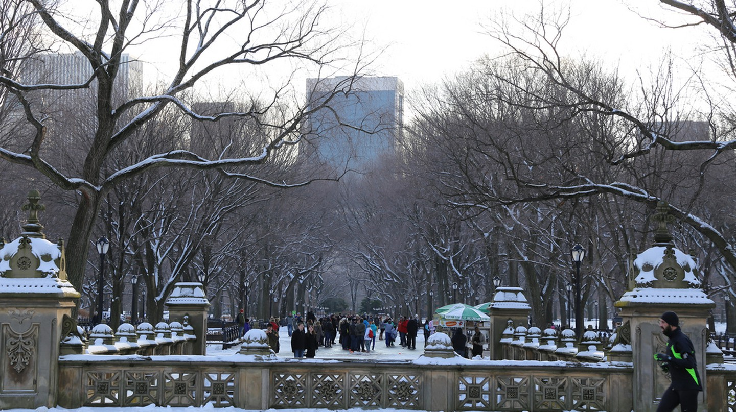 Central Park New York | © Mack Male/Flickr
