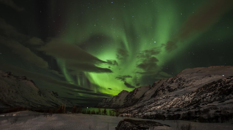 Tromsø, Norway © Mark Robinson/Flickr