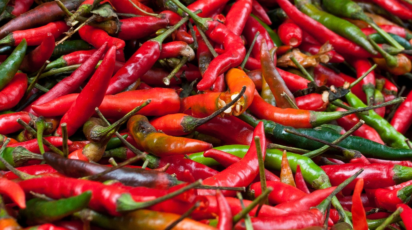 Thai Chilli | © Mark Fischer / Flickr