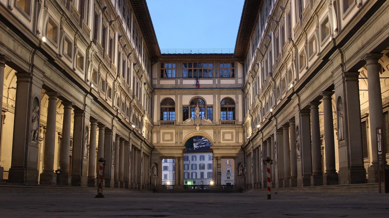 Galleria Degli Uffizi/ ©Pixabay