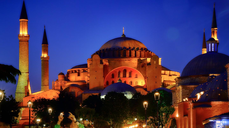 Istanbul Hagia Sophia   ©Pedro Szekely/Flickr