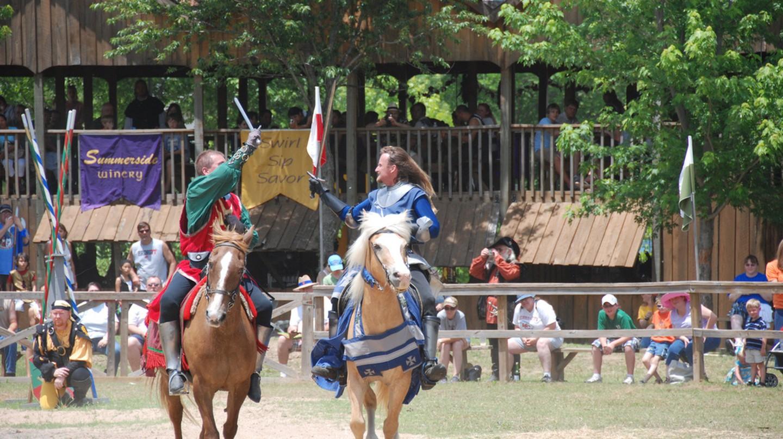 Muskogee Renaissance Festival, Muskogee |© Kenz photos/Flickr