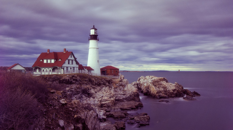 Portland Head Lighthouse | ©Eric Kilby/Flickr