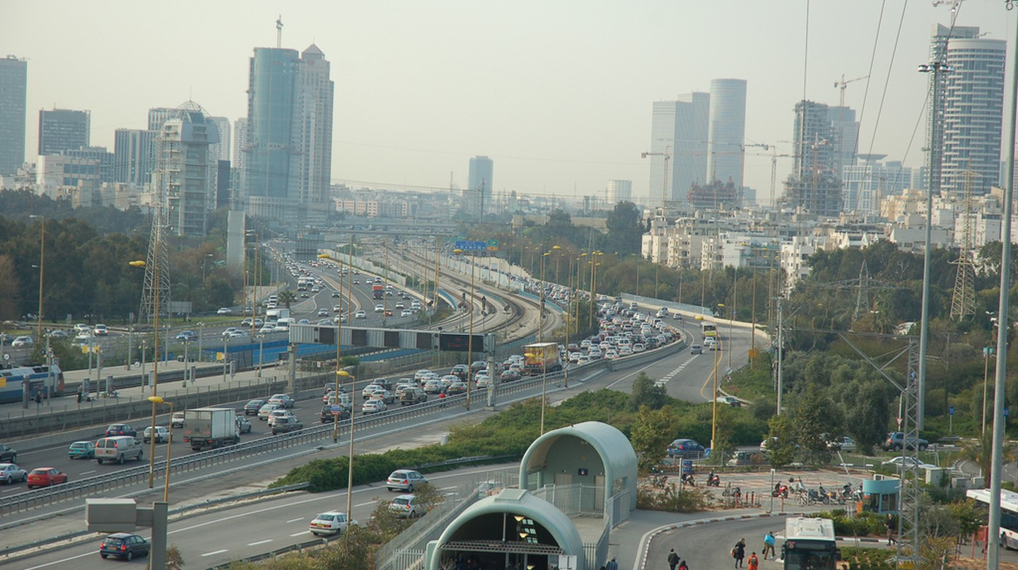 Tel Aviv  | © David King/Flickr