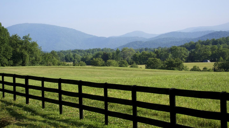 West Virginian countryside