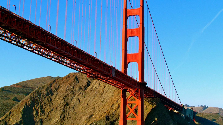 Golden Gate Bridge, San Francisco   © Jeff Gunn/Flickr