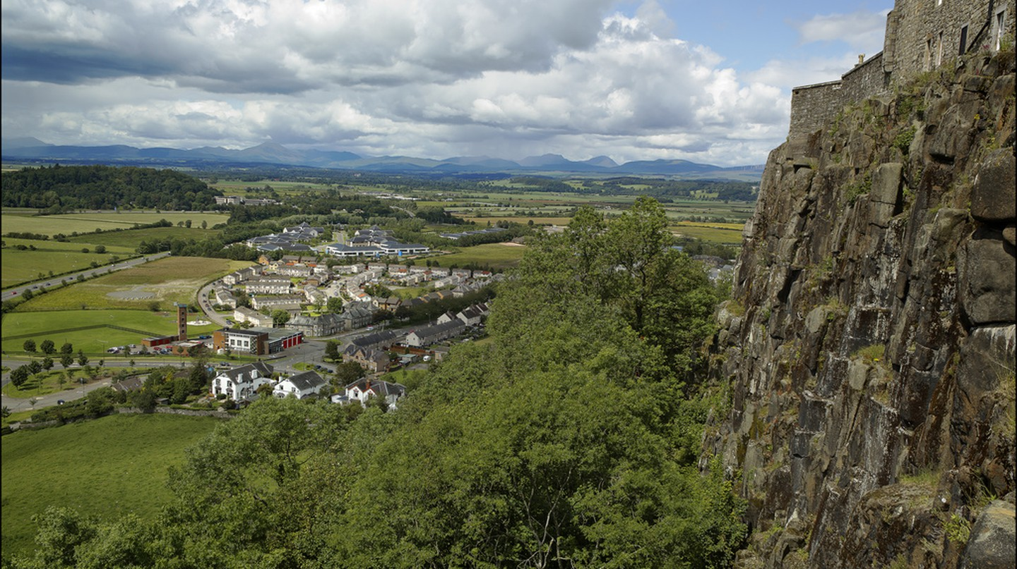 View from Stirling Castle | © dun_deagh/Flickr