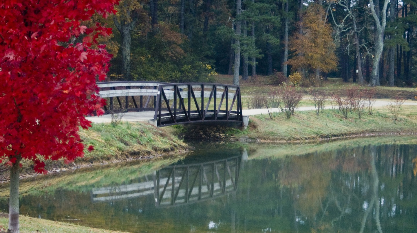 Diebert Park Bridge, Florence, Alabama | ©Kevin Stephenson/Flickr