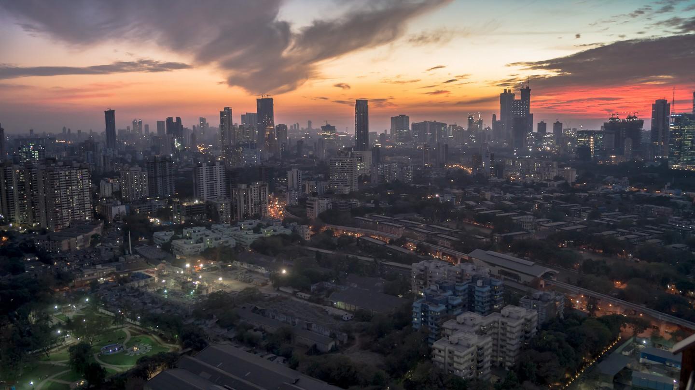 Vibrant Mumbai Skyline © Vidur Malhotra/Flickr