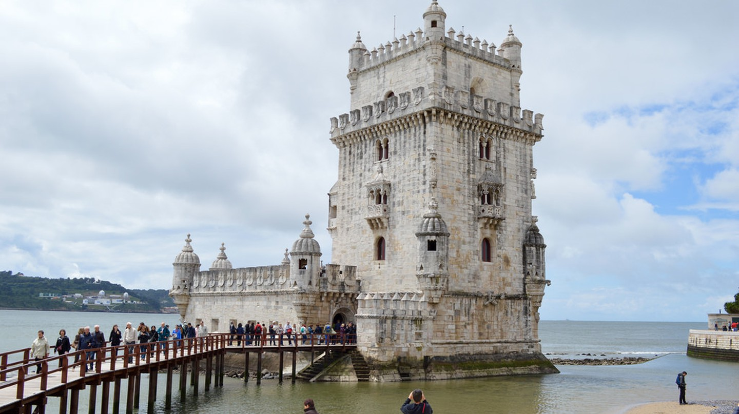Belem Tower | © Matthew Robey/Flickr