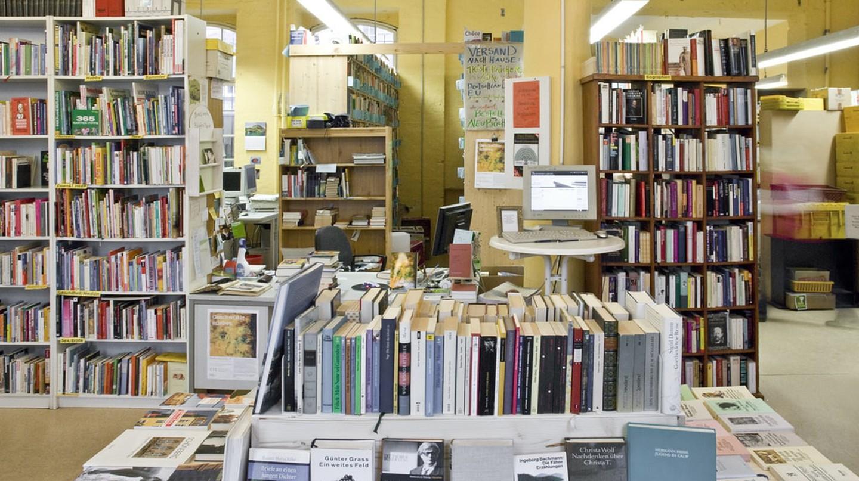 Berliner Büchertisch   © Berliner Büchertisch/Flickr