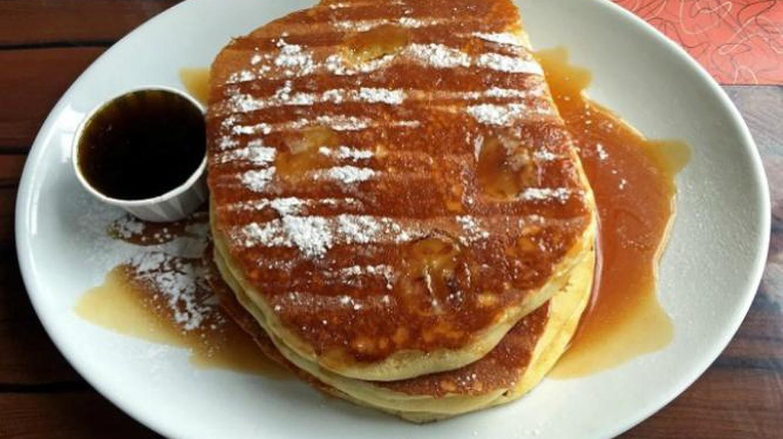 The Diner, Bananas Pancakes | © Homegirl London