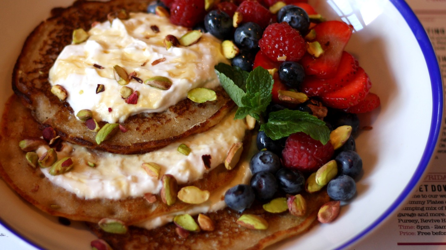 The Best Places For Pancakes In London