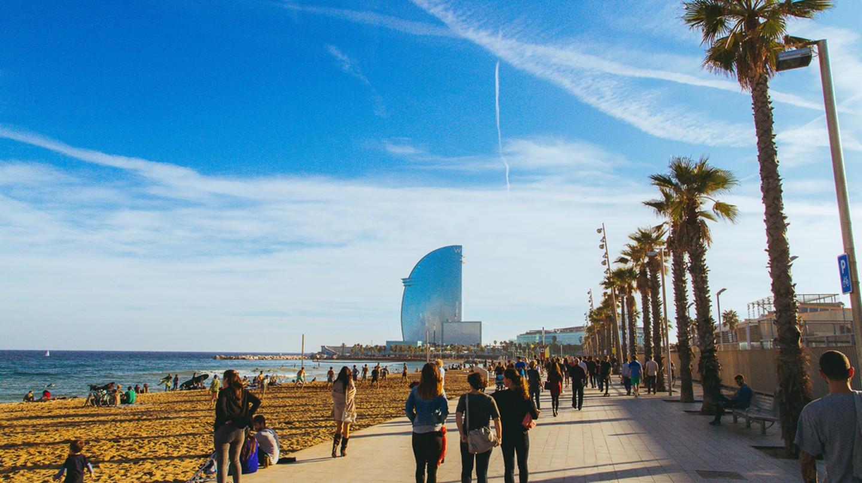 La Barceloneta| © Ingus Kruklitis/Shutterstock