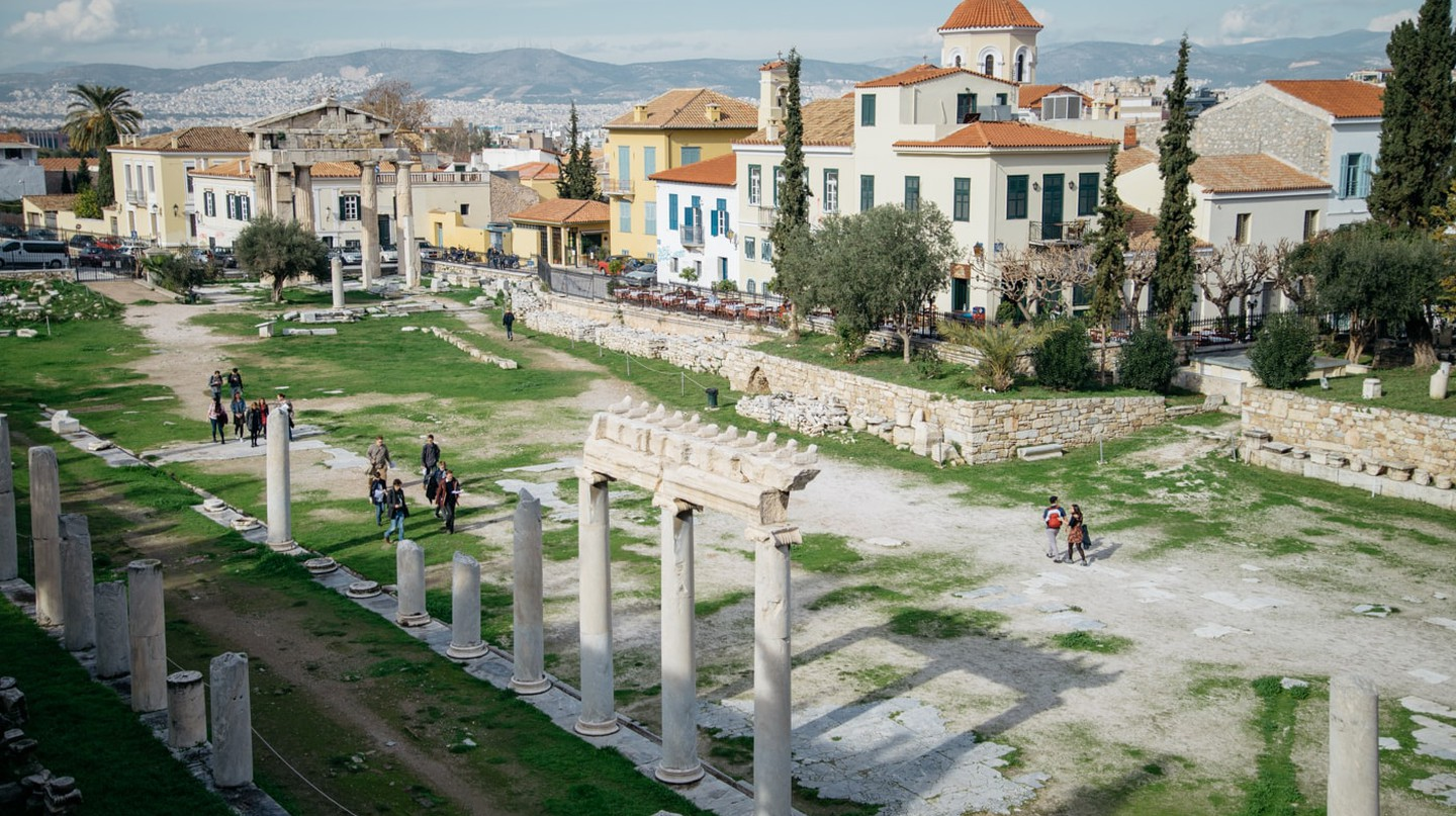 7 Things You Must Do And See In Plaka, Athens